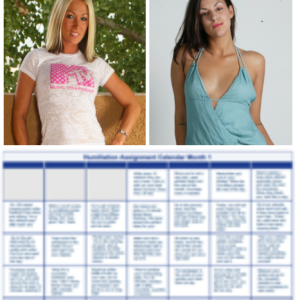 Humiliatioan Calendar Month 1 from Ms. Hunter and Ms. Casey